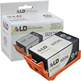 LD © Remanufactured Replacement for Hewlett Packard CD975AN (HP 920XL) High Yield Black Ink Cartridge for use in HP OfficeJet 6000, 6500, 6500a, 6500a Plus, 7000, and 7500a Printers