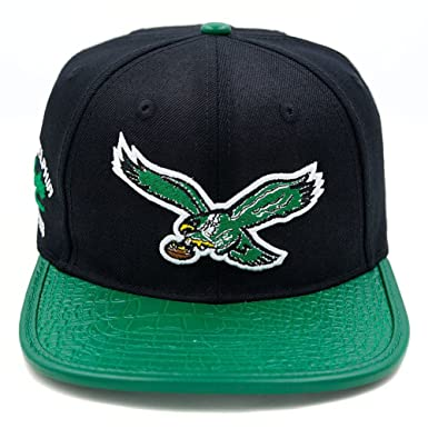 Image Unavailable. Image not available for. Color  Pro Standard Men s NFL  Philadelphia Eagles Retro Strapback Hat ... 9fd6e475e14f