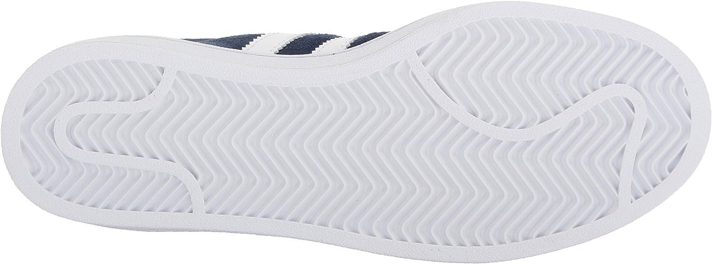 adidas Originals Campus, Super Star Campus Homme Bleu Minéral Blanc Blanc