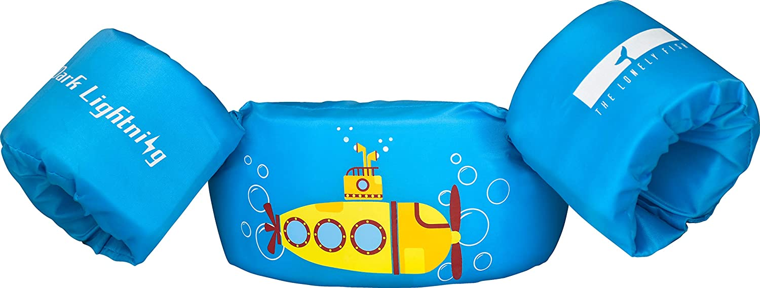 AU Baby Floats for Pool Kids Infant Life Jacket Toddler Swim Vest with Arm Wing