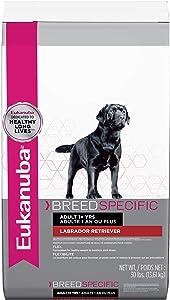 Eukanuba Breed Specific Labrador Retriever Dry Dog Food, 30 lb