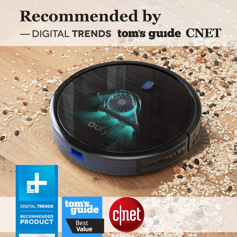 Best Robotic Vacuum for Pet Hair in 2020: Reviews & Buying Guide 13