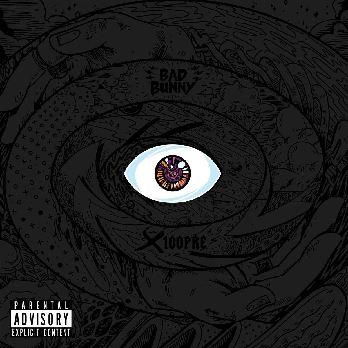 X 100PRE (2LP Gatefold) by Bad Bunny Por Siempre (X100PRE)
