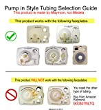 Extra Long Replacement Tubing for Medela Pump in