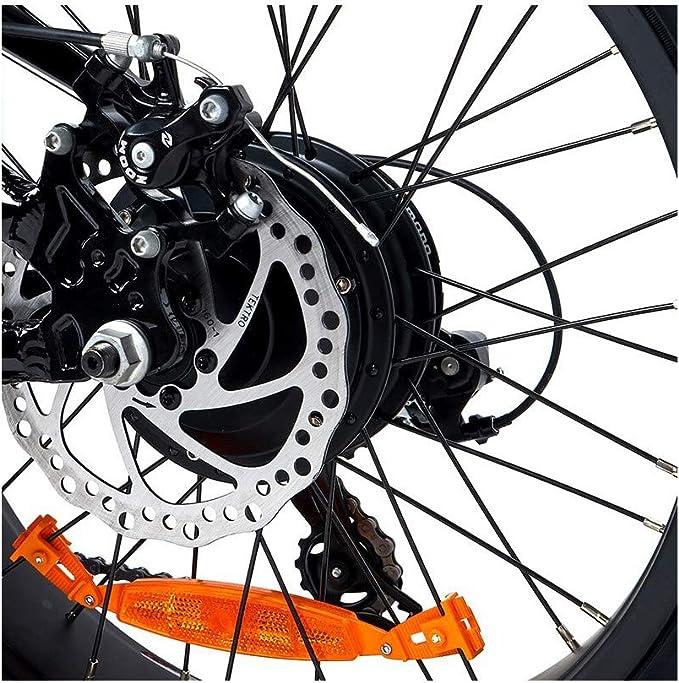 ECOXTREM Bicicleta electrica Monster 7 velocidades 350w Color ...
