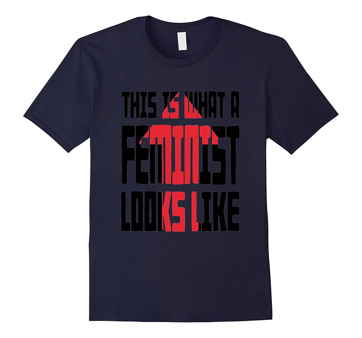 This is What a Feminist Looks like girls t shirt gift idea