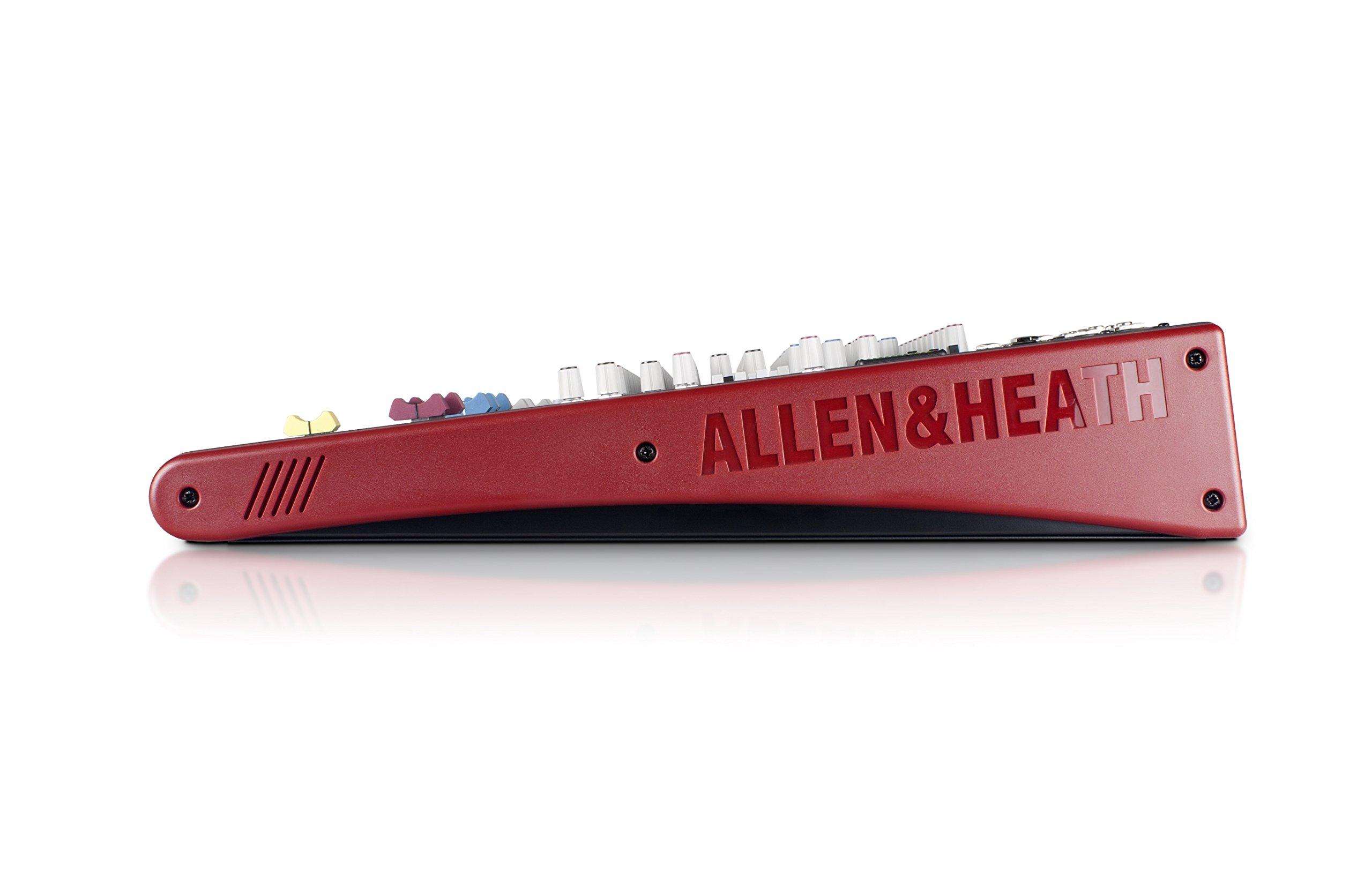 Allen & Heath ZED-16FX 16-Channel Multi-Purpose USB Mixer with FX for Live Sound and Recording by Allen & Heath (Image #5)