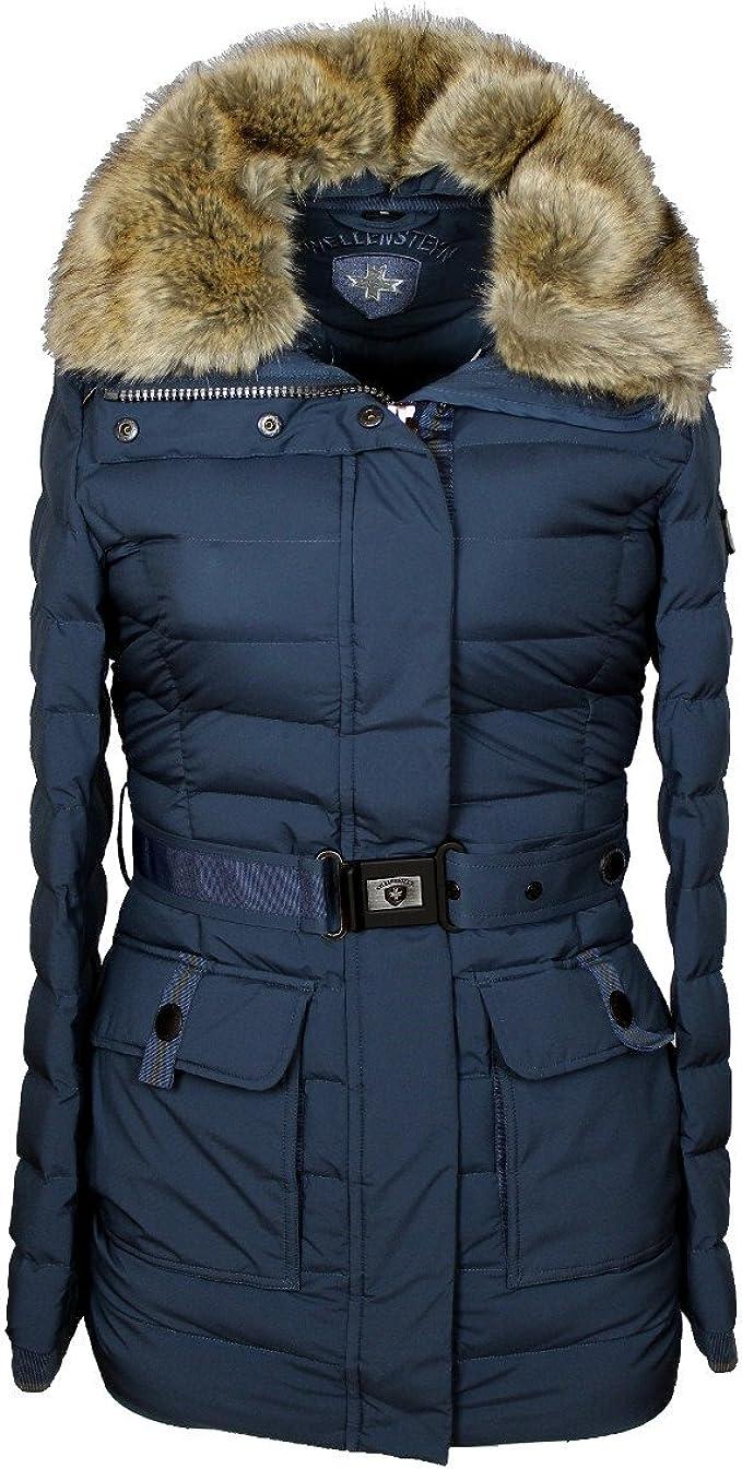 Wellensteyn Abendstern Short Jacket Moonlight Blue Blue X Large Amazon Co Uk Clothing