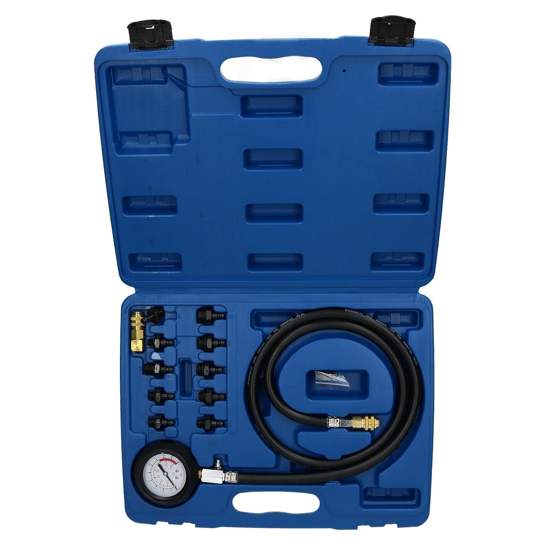 Oil pressure test kit 12pcs by U.S Pro tools AT231 AB Tools