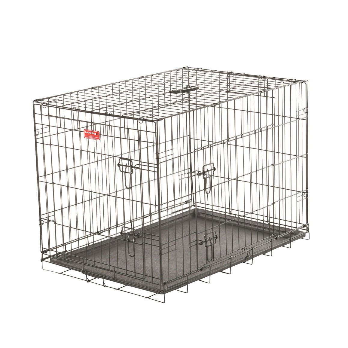 Lucky Dog 2 Door Dog Kennel (24-inch) by Lucky Dog (Image #6)