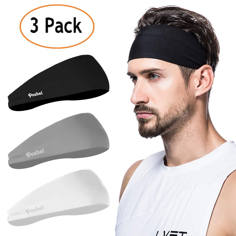 Hair Wrap Headband Basketball Sport Tennis Volleyball Yoga Lacrosse Stars