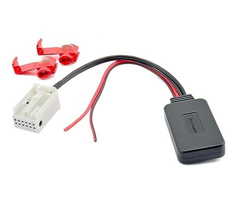Surprising Watermark Wm Bt35 Bluetooth Aux Adapter Mercedes Audio 20 50 Aps Wiring Digital Resources Bemuashebarightsorg