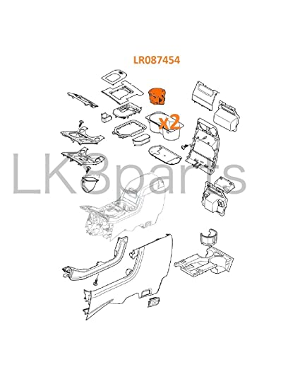 Amazon Com Land Rover Range Rover Range Rover Sport Lr3 Lr4