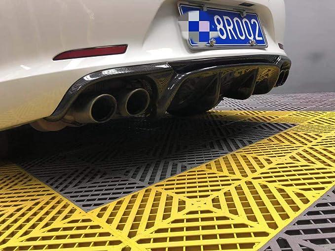 Max Auto Carbon Heck Diffusor Rear Diffusor Passend Für 911 991 1 S Auto