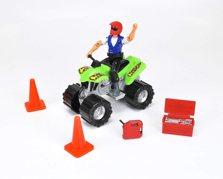 Tree House Kids Quad with Helmet Figure Off-Road
