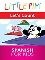 Little Pim: Lets Count! - Spanish for Kids