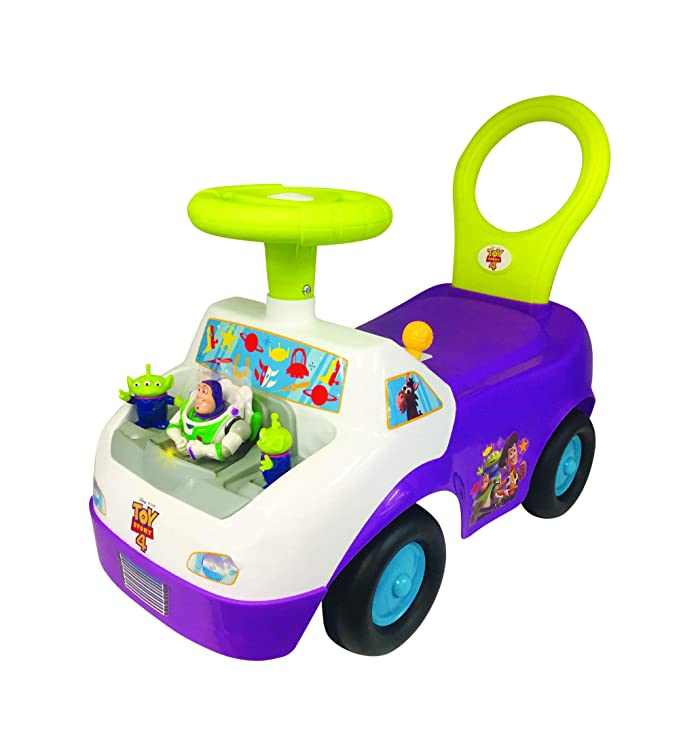 Amazon.com: Kiddieland Toys Limited Buzz Lightyear Actividad ...