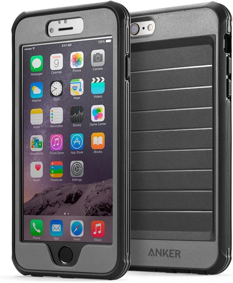 Anker FBA_AK-848061074543 Cork iPhone 6 Plus (Black)