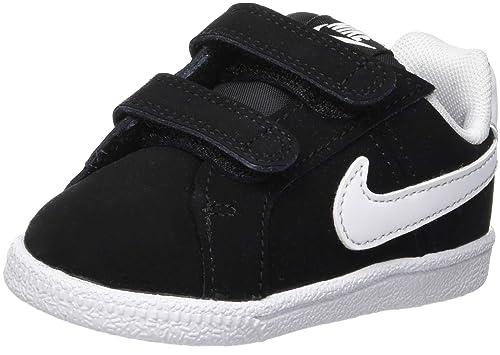 promo code 6e447 61c17 Nike Court Royale (TDV), Zapatillas de Gimnasia Unisex Niños  Amazon.es   Zapatos y complementos