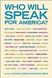 Who Will Speak for