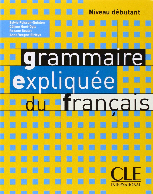 Grammaire expliquée du français (Débutant) sur Bookys