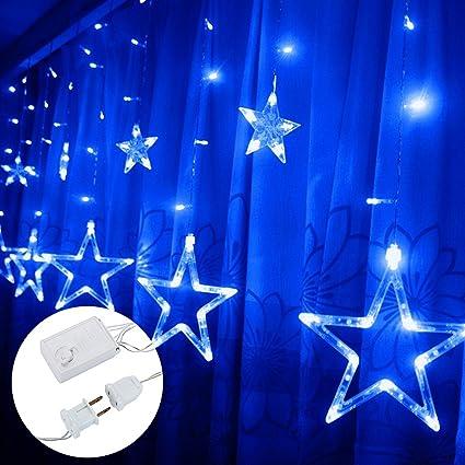 Led String Bright 2m Led String Light Warm White 138 Led Twinkle Star String Lights Christmas Garden Wedding Party Decoration Fairy Curtain Light Led Lighting