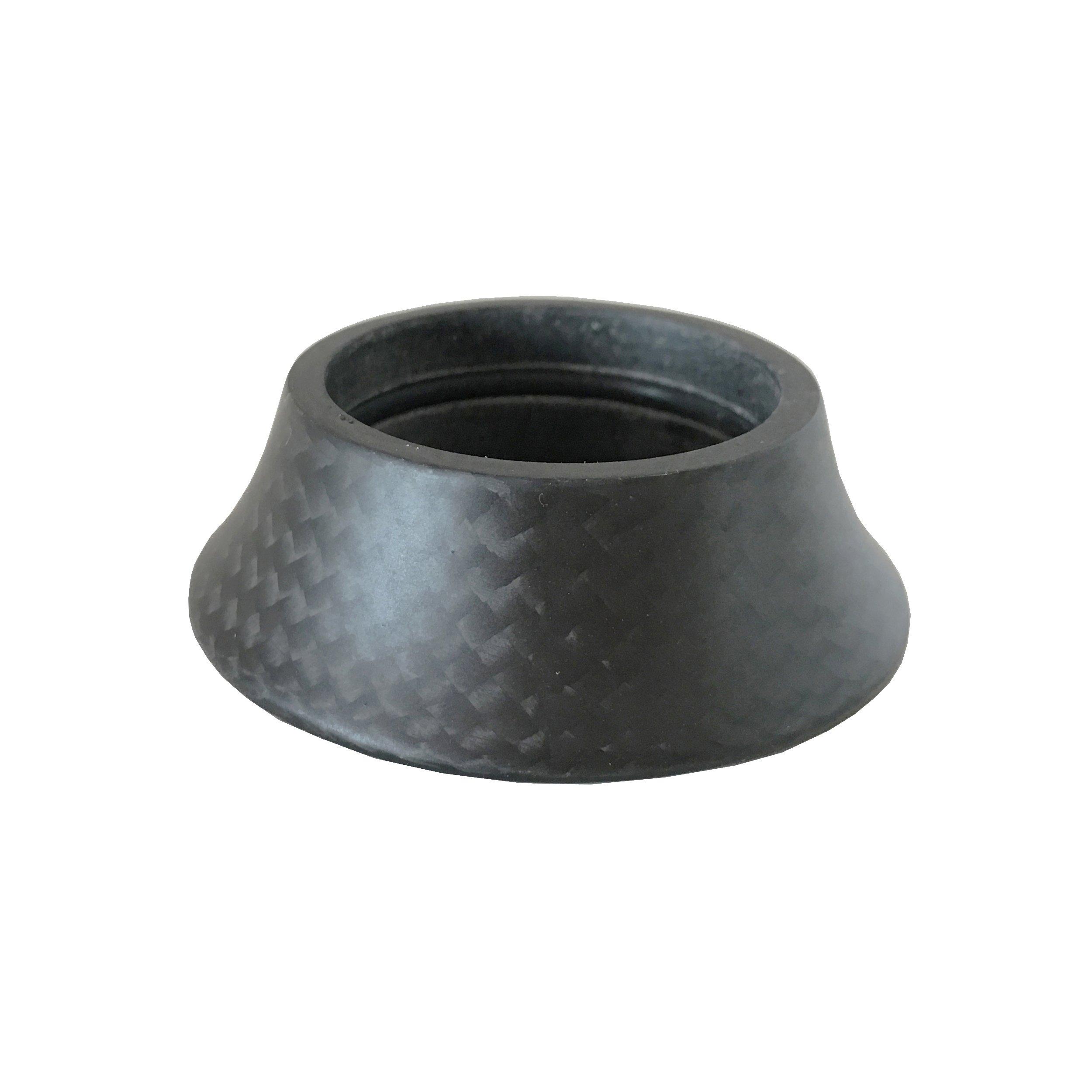 DEERU Bike Carbon Headset Washer (Matte) by DEERU