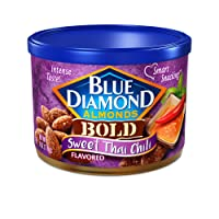 Deals on Blue Diamond Almonds, Bold Sweet Thai Chili 6 Ounce