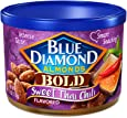 Blue Diamond Almonds Sweet Thai Chili Flavored Snack Nuts, 6 Oz Resealable Can (Pack of 1)