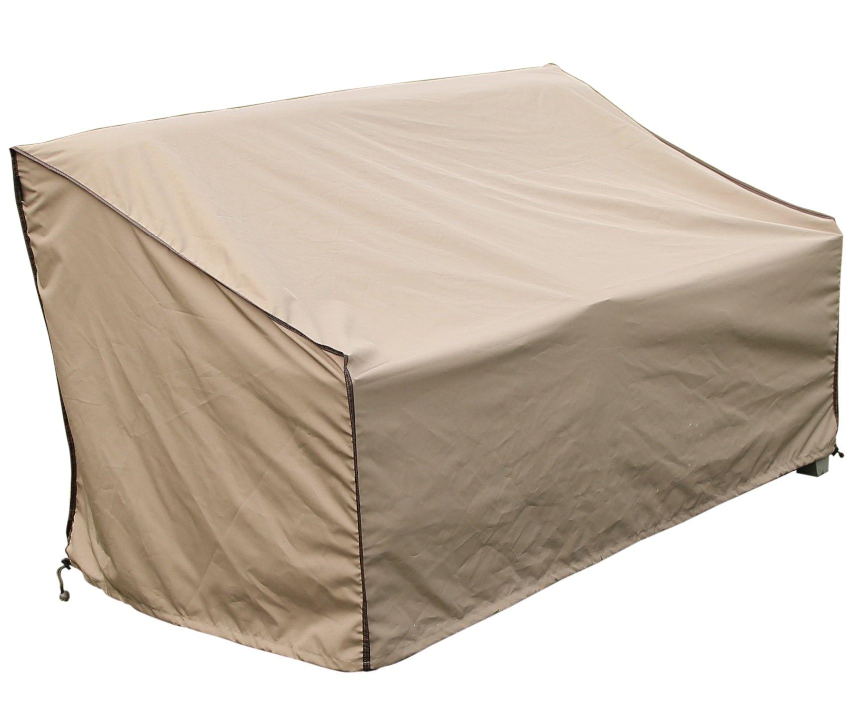 SORARA Single Seat Sofa Cover Outdoor Patio Porch Furniture Cover, Water Resistant, 40'' L x 33'' W x 36'' H