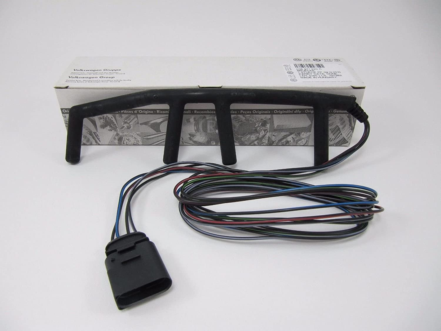 Tdi Glow Plug Harness Wire Wiring Genuine New Golf Jetta Beetle Automotive 1500x1125