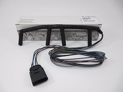 amazon com vw 4 wire glow plug wiring harness genuine new mk4 golf rh amazon com glow plug wiring harness 7.3 idi glow plug wiring harness for 2004 jetta tdi