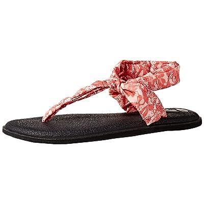 Sanuk Women's Yoga Sling Ella Prints Sandal | Flip-Flops
