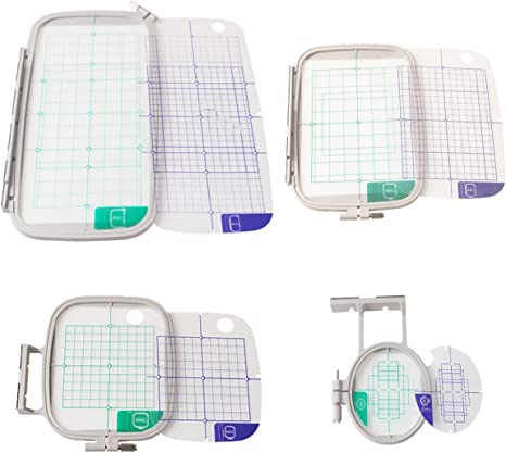 NEW EMBROIDERY MACHINE HOOP FOR Babylock ELLURE ESL Embroidery Machine /& BOBBINS