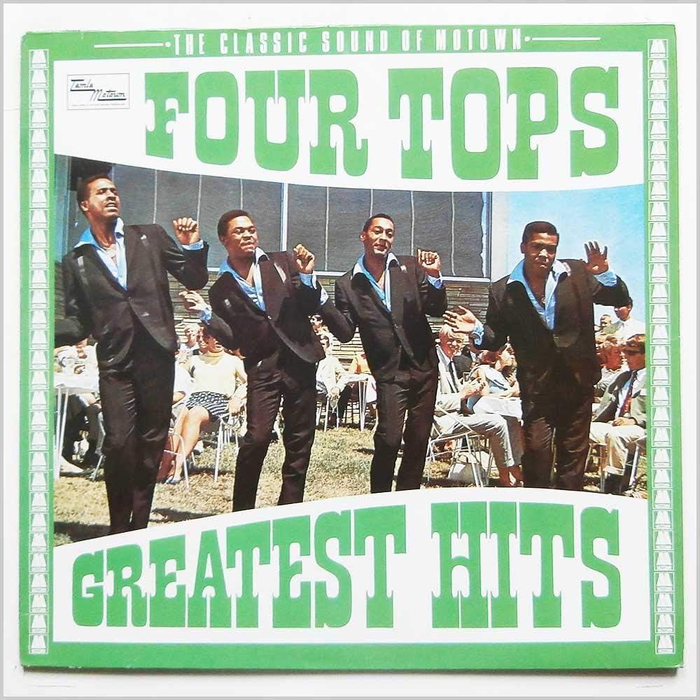 FOUR TOPS - GREATEST HITS - TAMLA MOTOWN: Amazon.co.uk: Music