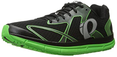 Pearl Izumi Mens Running Shoes Black/Shadow Grey