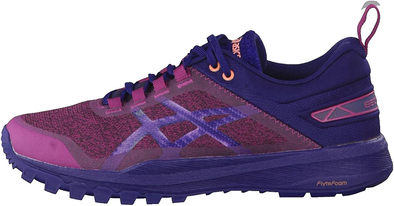 Asics Gecko XT Womens Zapatilla De Correr para Tierra: Amazon.es: Zapatos y complementos