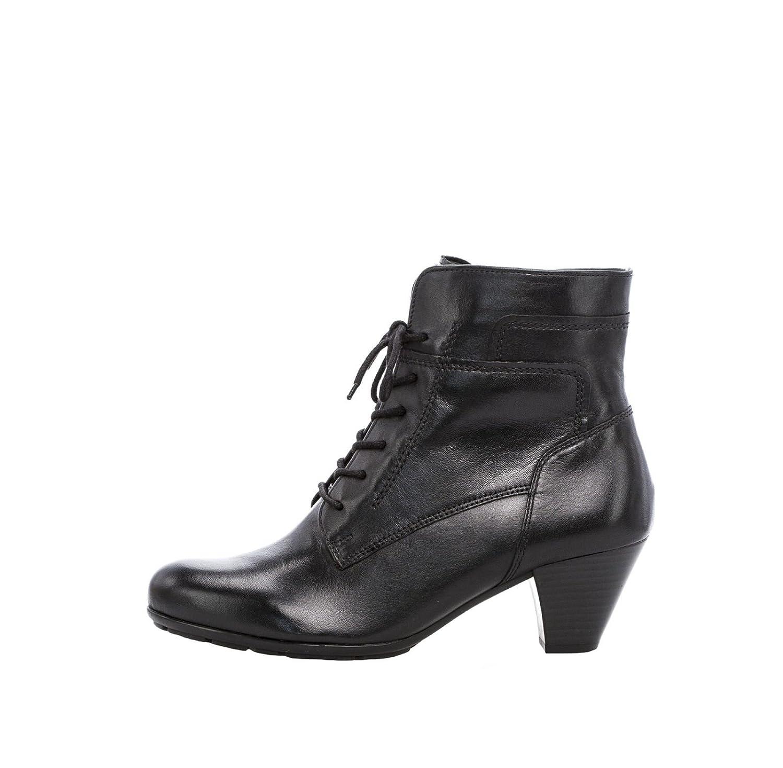 Gabor Gabor bottines noir à lacets pour femmes 75.644.87 75.644.87 noir schwarz 64428eb - latesttechnology.space