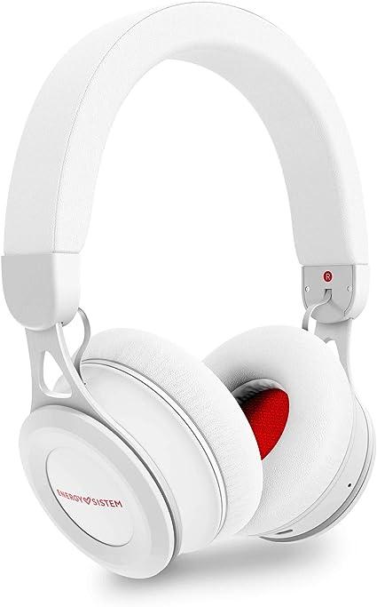 Energy Sistem Headphones BT Urban 3 White Auricular inalambrico (Deep Bass, Bluetooth, Metal finishes, Long-Life Battery) Blanco: Energy-Sistem: Amazon.es: Electrónica