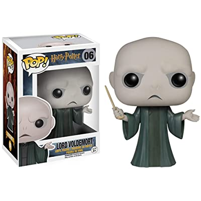 Lord Voldemort Harry Potter #06 Funko Pop!: Entertainment Collectibles