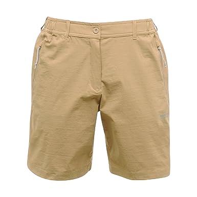 Regatta Great Outdoors Womens/Ladies Point 214 Fellwalk Stretch Shorts (10)  (Nutmeg