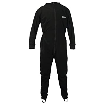 2a2a55f3 Lomo Element Fleece Undersuit for Drysuits: Amazon.co.uk: Sports ...