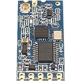 SODIAL 1Pcs 433Mhz HC-12 SI4463 Wireless Serial Port Module 1000M Replace Bluetooth