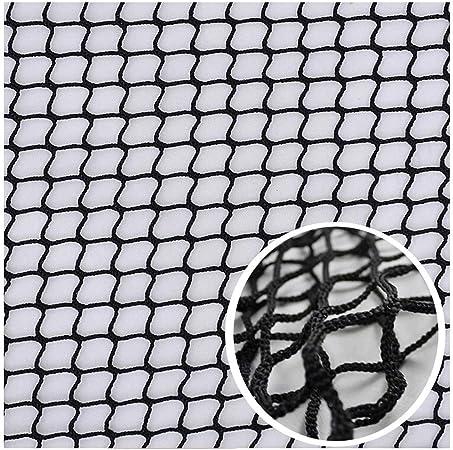 AEINNE Red Seguridad Balcones,Red Cuerda Negra Escalera Bebe de Terraza Seguridad Niños Deportes Escaleras Protección Gatos para Malla Nylon Goal Net Nets Redes Bola Campo Aire Libre Futbol Golf Bola: Amazon.es: Hogar