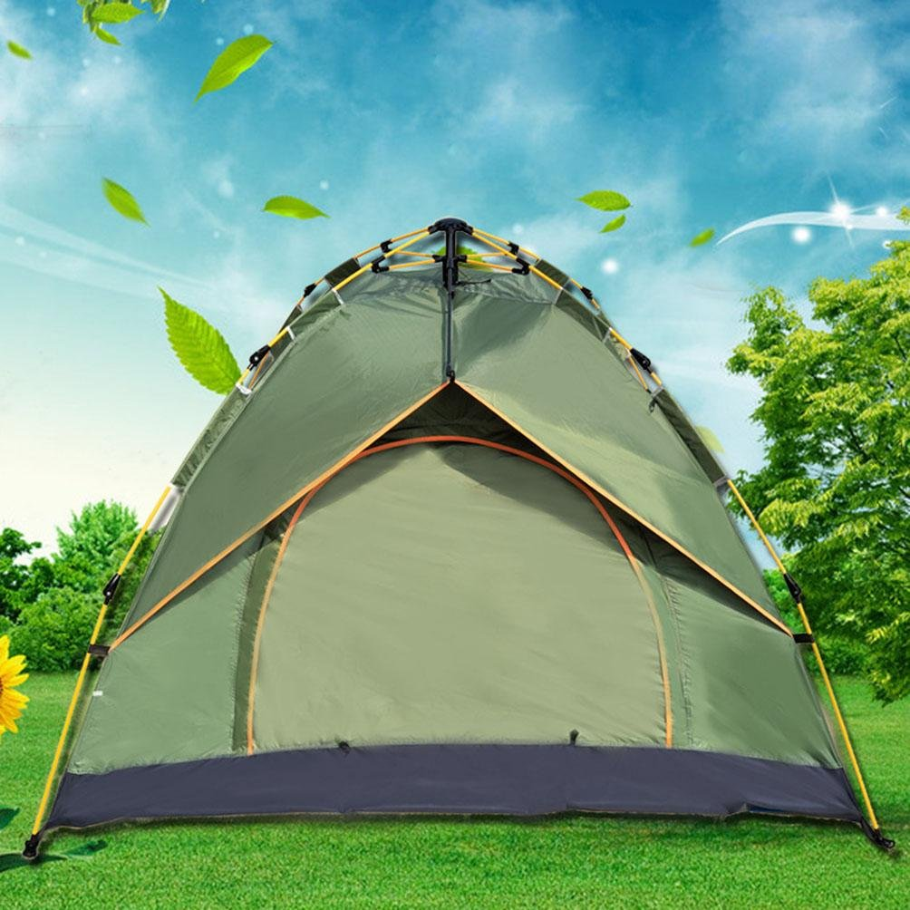 Zp Sportgeräten Outdoor Camping Camping Zelte Wasserdichte Automatische