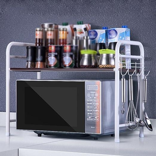QFF Estantes de cocina/estantes de mesa/estantes de microondas ...