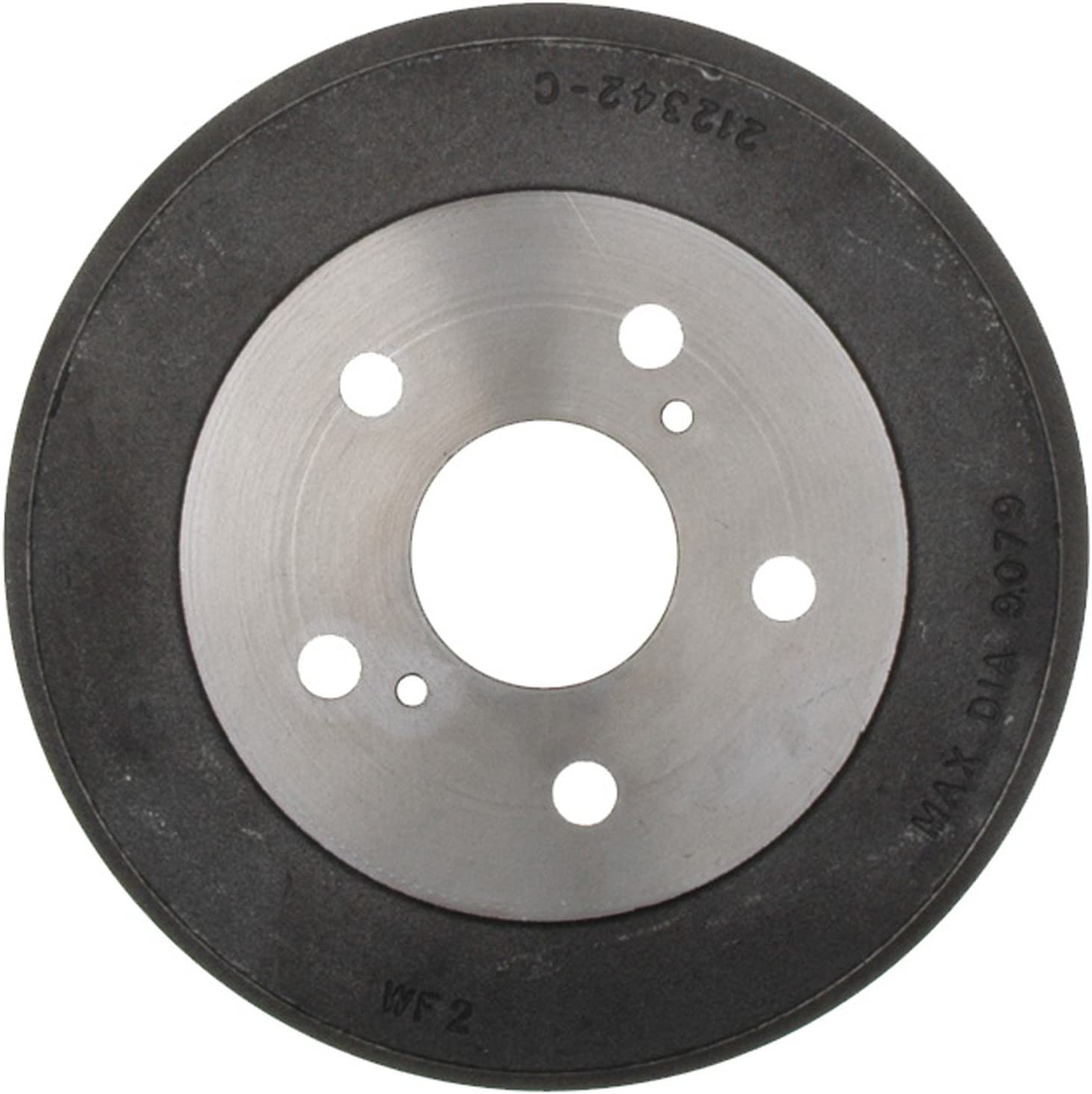ACDelco 18B274 Professional Rear Brake Drum Assembly
