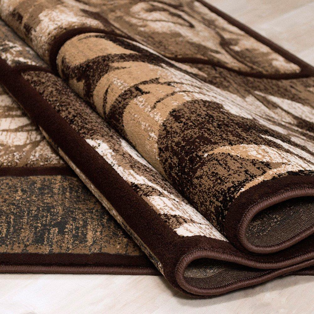 Amazon.com: Allstar Chocolate moderno Distressed Varios ...