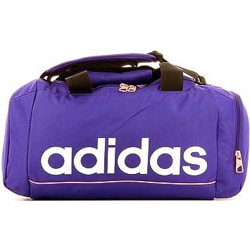 1e86ab031614 Adidas Linear Ess TBS XSmall gym Bag Sports Bag Lilac  Amazon.co.uk  Sports    Outdoors