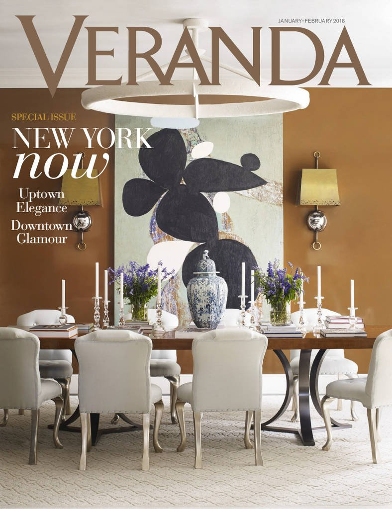 Veranda Print Magazine